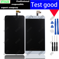 5 5 Inch White Black 100 Original Lcd Display Touch Screen Assembly For UMI Super Glass