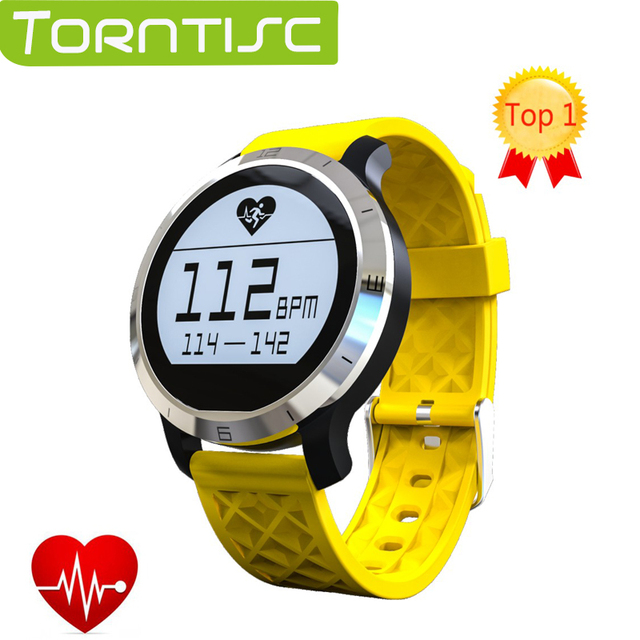 Torntisc F69 Bluetooth Smart Watch Wrist Smartwatch for Android  Wearable Device Heart Rate Monitor Smartwatch Fitness Tracker
