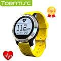 Torntisc f69 bluetooth smart watch muñeca smartwatch smartwatch para android dispositivo portátil pulsómetro rastreador de ejercicios