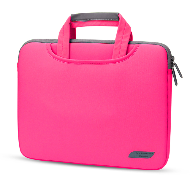 DOWSWIN Laptop Bag Case for Macbook Air Pro Retina 13 15 Laptop Sleeve 15.6 Notebook Bag For Dell Acer Asus HP Business Handbag 3