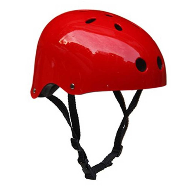 RED Kids Bicycle Helmet S//M//L Cycling Skateboard Scooter Protective Gear NEW