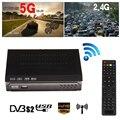 2016 Nova Universal bola M5-S2 Caixa de Receptor de TV Digital HD 1080 P FTA MPEG4 H.264 Receptor de TV Com Controle Remoto NI5L