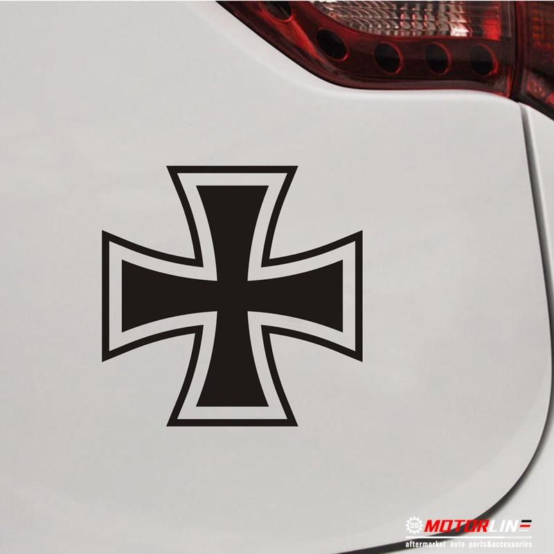 Iron Maiden Logo Sticker Car Bumper Decal 8 X 2