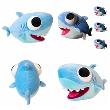 25cm cute shark filled stuffed animal toy small pillows childrens toys gifts home decorations
