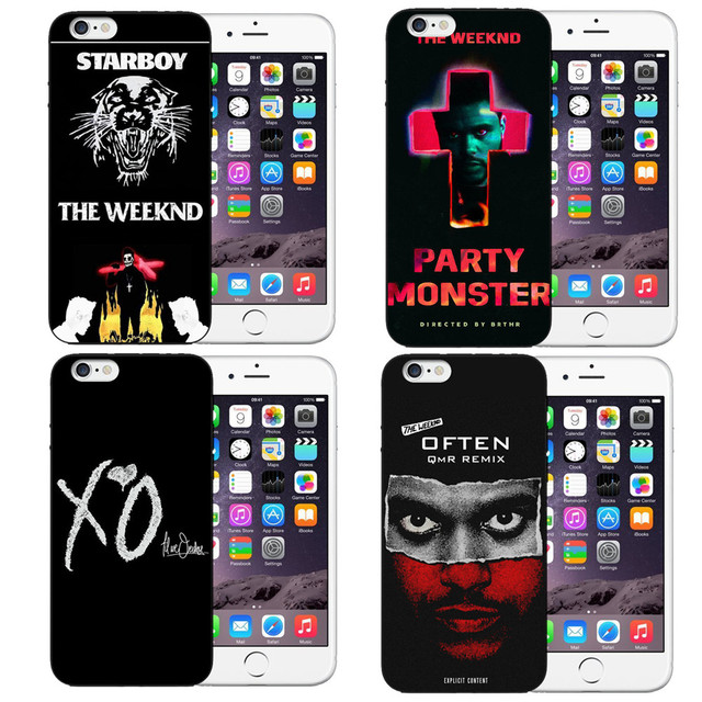 coque the weeknd iphone 6