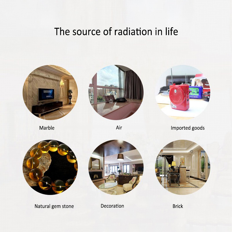 Geigerův radiační čítač jaderný detektor Beta gama rentgen s - Měřicí přístroje - Fotografie 5