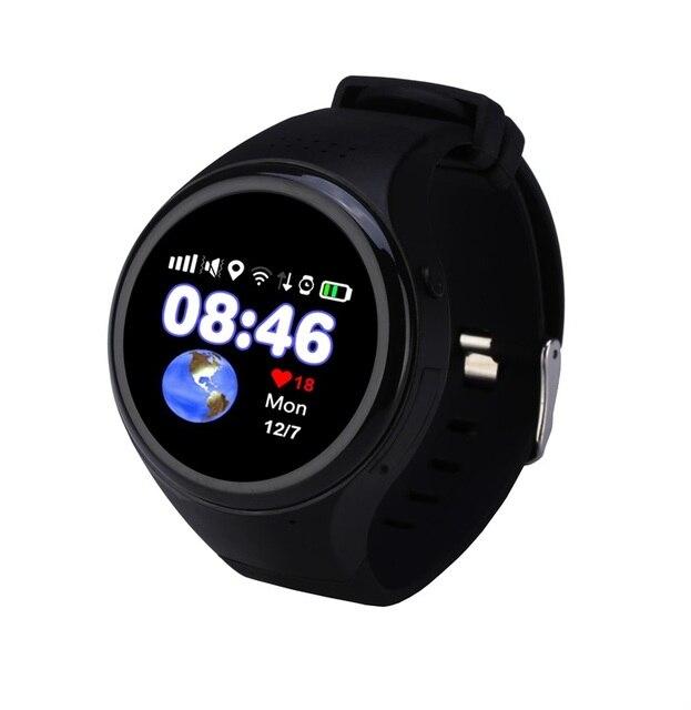 Новое поступление сигнализация wifi gps трекер часы для детей SOS GSM мобильный телефон приложение умный Браслет для смартфоны Android IOS