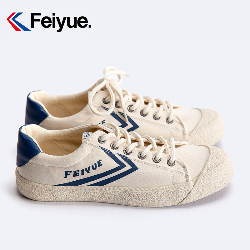 Feiyue shoes New classic Martial arts Tai Chi canvas shoes Rubber shoes men women sneakers 6