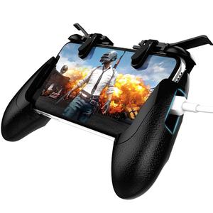 Image 4 - 新しい携帯電話 forPubg ゲームハンドルグリップと L1R1 シュータートリガー Forpubg