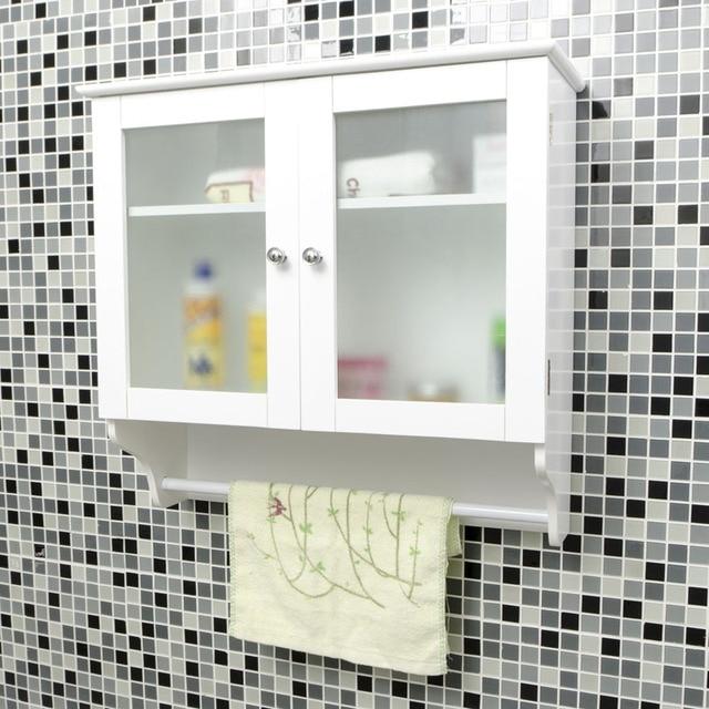 Fa Mini New Simple Bathroom Balcony Blinds Hanging Cabinet Bathroom - Bathroom compartment