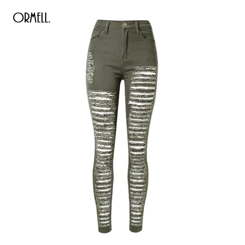 2016 New Fashion Jeans Women Pencil Pants High Waist Jeans Sexy Slim Elastic Skinny Pants Trousers Fit Lady Jeans Plus Size 4xl plus size high waist elastic jeans thin skinny pencil pants sexy slim hip denim pants for women euramerican