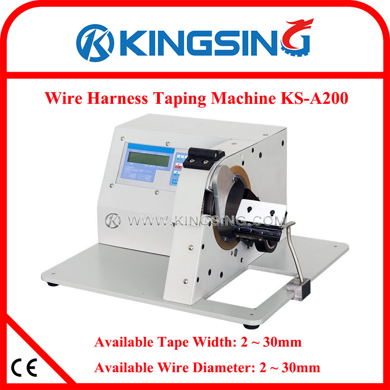 Wire Harness Tape Wrapping Machine : Wholesale wire harness tape wrapping machine winding