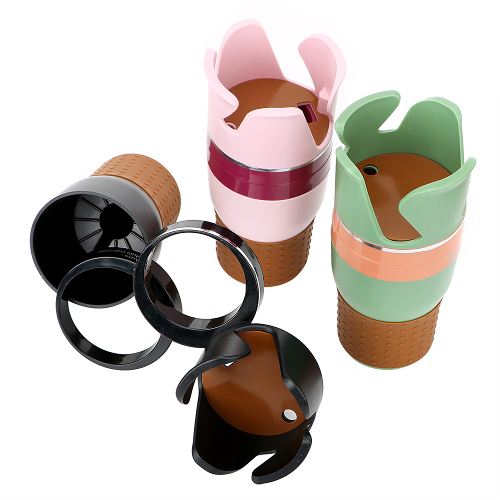 HTB1lgp8cACWBuNjy0Faq6xUlXXaR - Car-styling Car Organizer Auto Sunglasses Drink Cup Holder Car Phone Holder for Coins Keys Phone Stand Interior Accessories