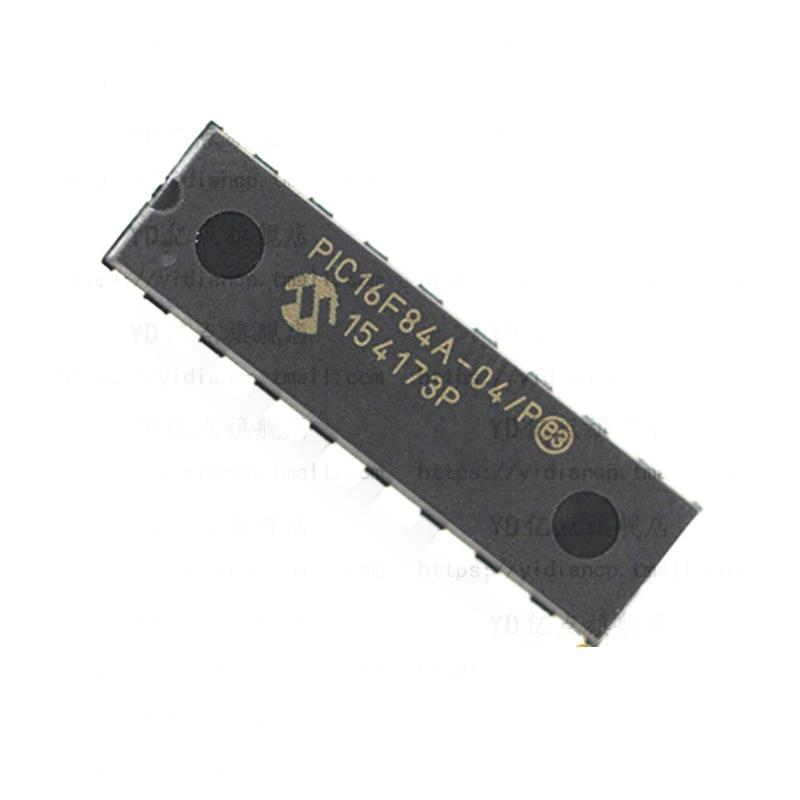 Купить 1 Pcs Pic16F84A-04I/p Pic16F84A Dip-18 Eeprom 8-Bit Microcontroller New