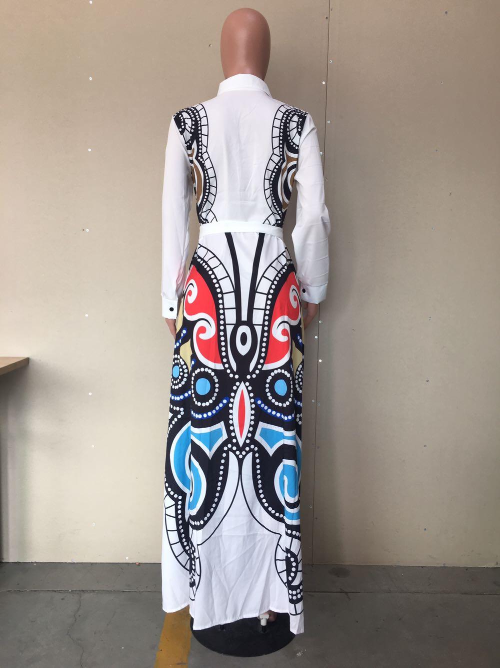 Srogem Summer Womens Sleeveless Scoop Neck Striped Loose Beach Long Maxi Dress Sundress Casual