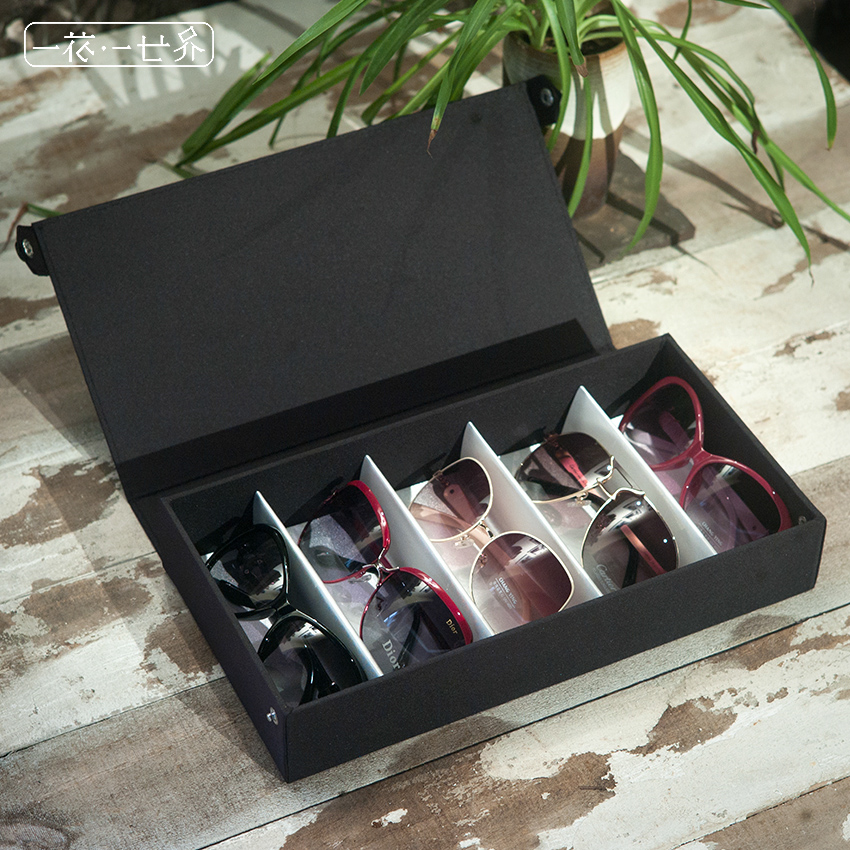 2015 Morestar 5 Cell Sunglass Display Storage Organizer Container Storage  Box For Travel Or Birthday Gifts In Jewelry Packaging U0026 Display From  Jewelry ...