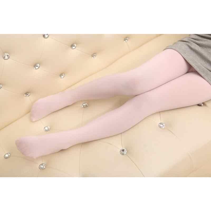 8eb96f98f07 ... Children Dancing Tights Girls Ballet Dancing Panty-hose Candy Color  Dance Legging Dancer Clothing