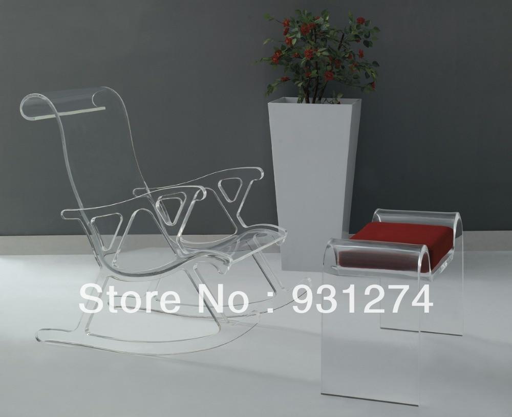 Aliexpress.com : Buy Acrylic Bench/Lucite Vanity Chair/Plexiglass ...