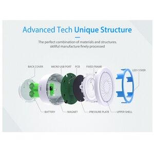 Image 3 - NEO Z wave Plus Draadloze Domotica Batterij Aangedreven Ook Kan Worden Opgeladen Met USB Sirene Alarm Sensor