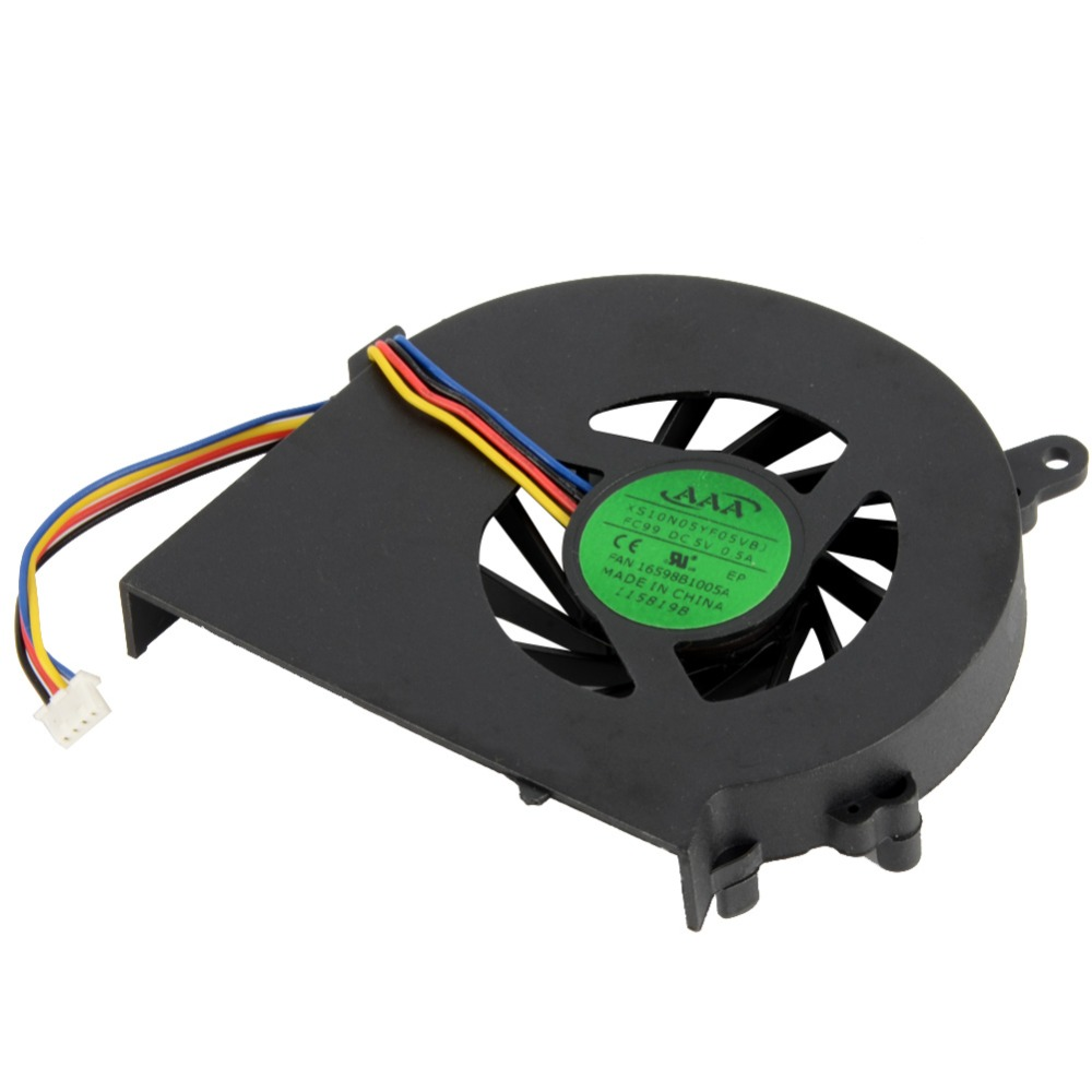Notebook Computer Replacements Cpu Cooling Fans Fit For HP COMPAQ CQ58 G58 650 655 Laptops Component Cpu Cooler Fans