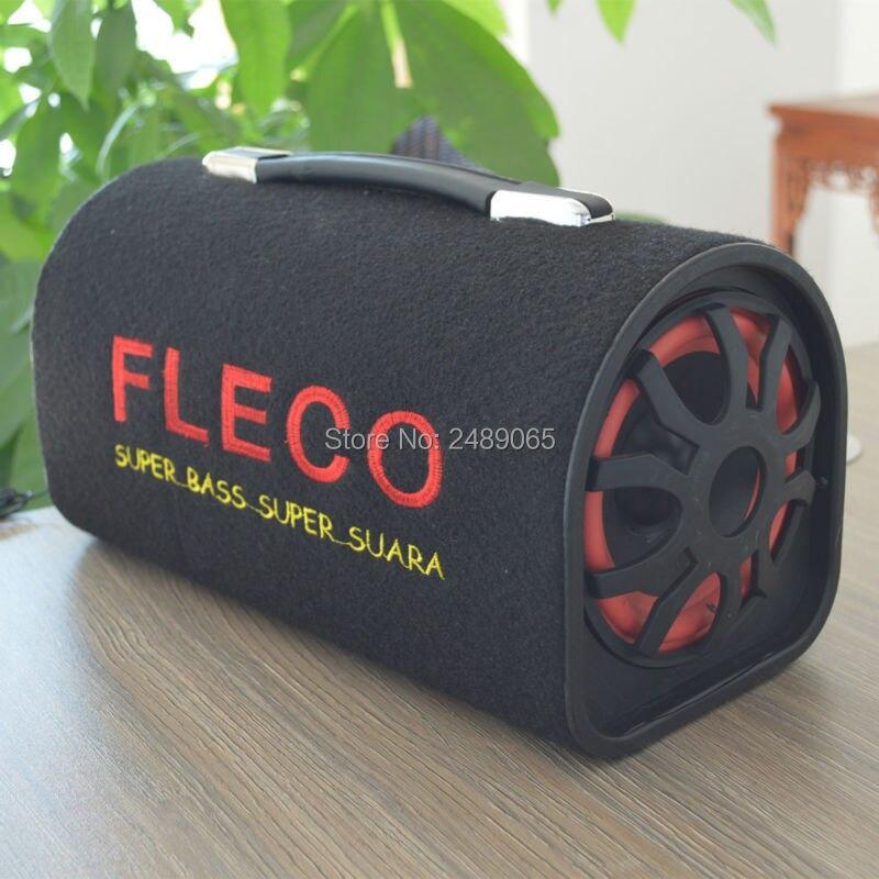 Made in China Subwoofer Active car speaker Subwoofers 12v Car Audio woofer