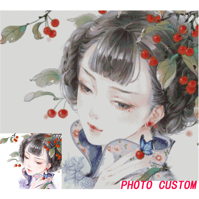 Photo Custom,Diamond Painting,Cross Stitch,Full Square,Rhinestone,3D,DIY,Diamond Embroidery,5D,Diamond Mosaic,Home Decor RS003