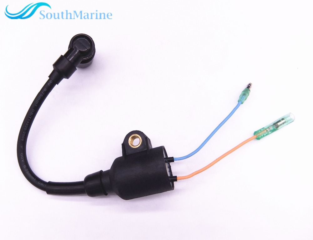 Boat Motor T3.6-04000300 Ignition Coil For Parsun HDX 2-Stroke T2.5 T3.6 HDX3.6 Outboard Engine High Pressure Assy