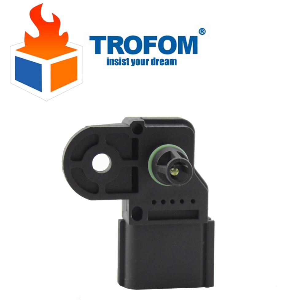 MAP Sensors For FORD TRANSIT 2.2 2.4 3.2 0261230224 M9101473 1503280 6C119F479AB