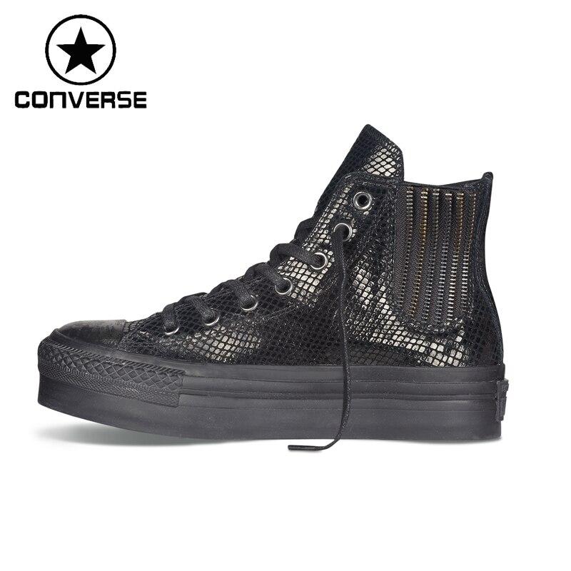Prix pour D'origine Converse Femmes de Planche À Roulettes chaussures sneakers