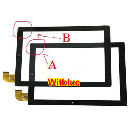 New Capacitive touch Screen For 10.1 ONDA oBook10 SE Tablet Wins Touch Panel Glass Sensor Digitizer Replacement Free Shipping new capacitive touch screen for 10 1 inch 4good t101i tablet touch panel digitizer glass sensor replacement free shipping
