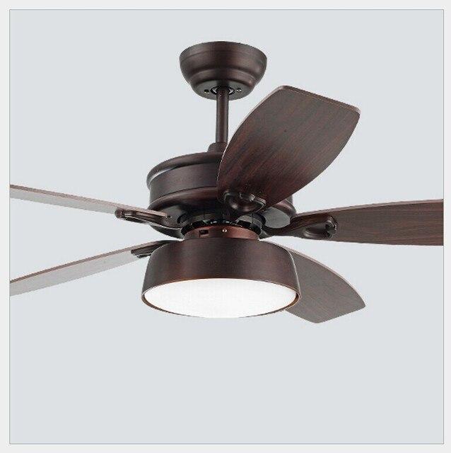 LED Plafond Ventilator Met Verlichting Afstandsbediening 220 240Volt ...