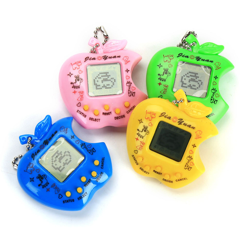 Pet Game Machine 168 One Electronic Pet Machine  Educational Special Toys - Random Color