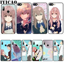 IYICAO Cartoon EEN Stille Voice Alle Soort van Kleur Anime Silicone Soft Case voor Xiaomi Redmi 6A 5A Note 7 4 4X5 Plus 6 Pro Cover(China)