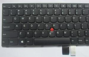 Image 4 - MOUGOL için Yeni Orijinal ABD Klavye Lenovo Thinkpad E550 E550C E555 E560 E565 serisi FRU 00HN000 00HN037 00HN074 PN SN20F22537