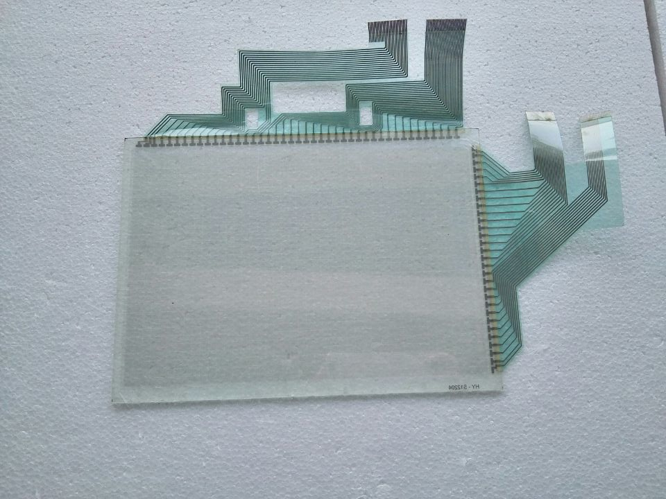 GT1575V STBA GT1575V STBD GT1575 STBA GT1575 VNBD Touch Glass Panel for Mitsubishi HMI Panel repair