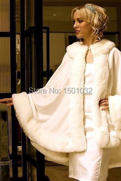 Winter Wedding Dress Jackets