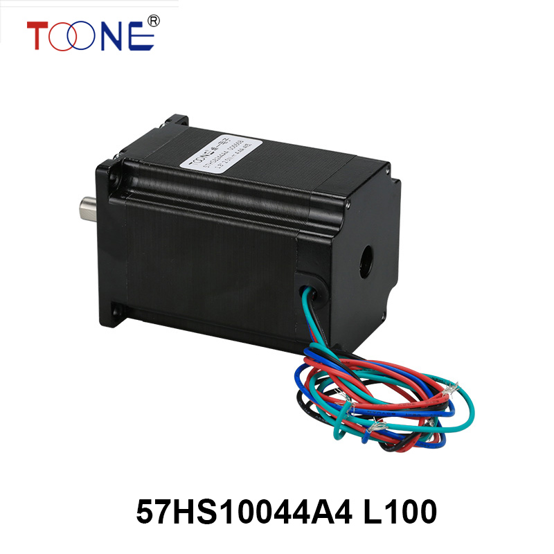 57 series motor drive two-phase stepper motor for single-axis output engraving machine 3D printing motor 57HS10044A4 L100 [joy] hakusan original stepper motor drive 4257 series drive maximum 64 aliquots voltage 15v 40 2pcs lot