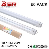 5ft T8 1500mm Led Tube On Sell Best Led Tube Light Manufacturer With 2 Years Warranty