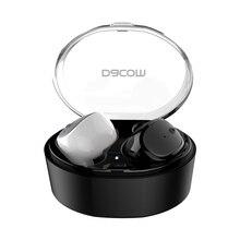 Dacom S030 handsfree earpiece in ear stereo headset mini wireless bluetooth earphone headphone for phone