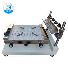 Producent wysokiej precyzji ręczna drukarka szablonowa smt, drukarka sitowa SMT, drukarka PCB, drukarka pasty lutowniczej PCB do drukowania PCB