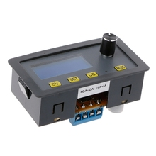 цена на OOTDTY 1Pc 5A DC-DC Step-Down Module Adjustable Step Down Voltage Buck Module Power Supply 6V-32V to 0-32V LCD Display Converter
