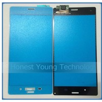 New Original Black White Touch Screen Digitizer Lens Panel For Sony Xperia Z3 L55T D6603 D6643