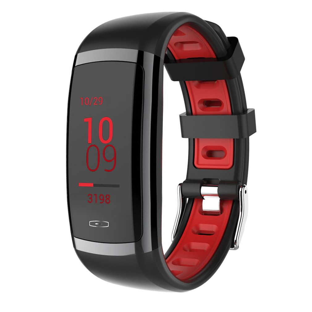 CD09 Bluetooth Smart Bracelet Sport Heart Rate Monitor Fitness Tracker Health Sleep Smart Wristband for Android IOS