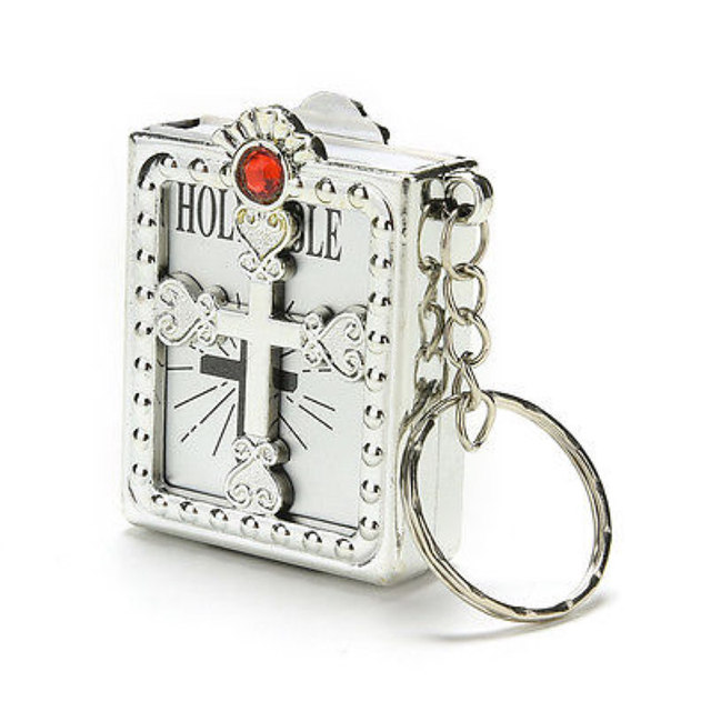 Holy Bible Keychains
