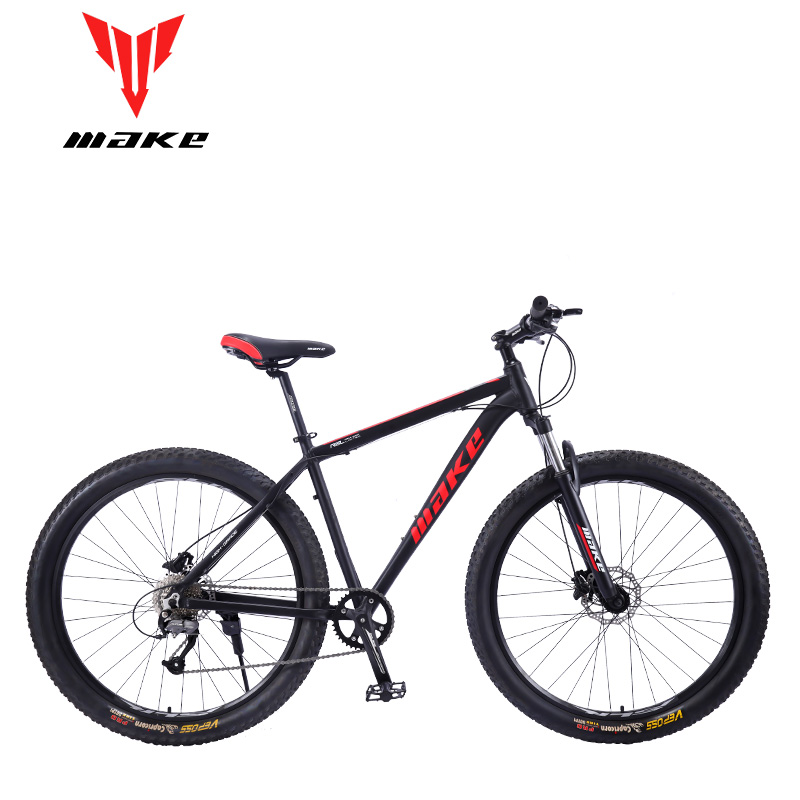 Mountain Bike MAKE 29*3.0 Wheel  SHIMANo ALtus  9 Speed Disc Brakes Aluminum Frame