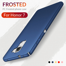 For Huawei Honor 7 Case Cover Super Slim Smooth & Matte Hard Coque Back Cover