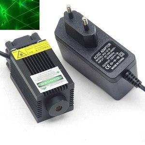532nm 100mw Green Laser Dot Module w 12V
