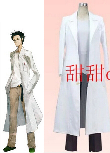 Buy steins gate okabe cosplay and get free shipping on AliExpress.com f73b5eefe4fc