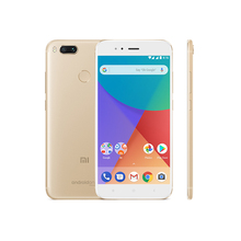 Global Version Xiaomi Mi A1 MiA1 4GB 32GB Snapdragon 625 Octa Core Android One Mobile Fingerprint FDD 5.5″ 1920*1080 Dual 12.0MP