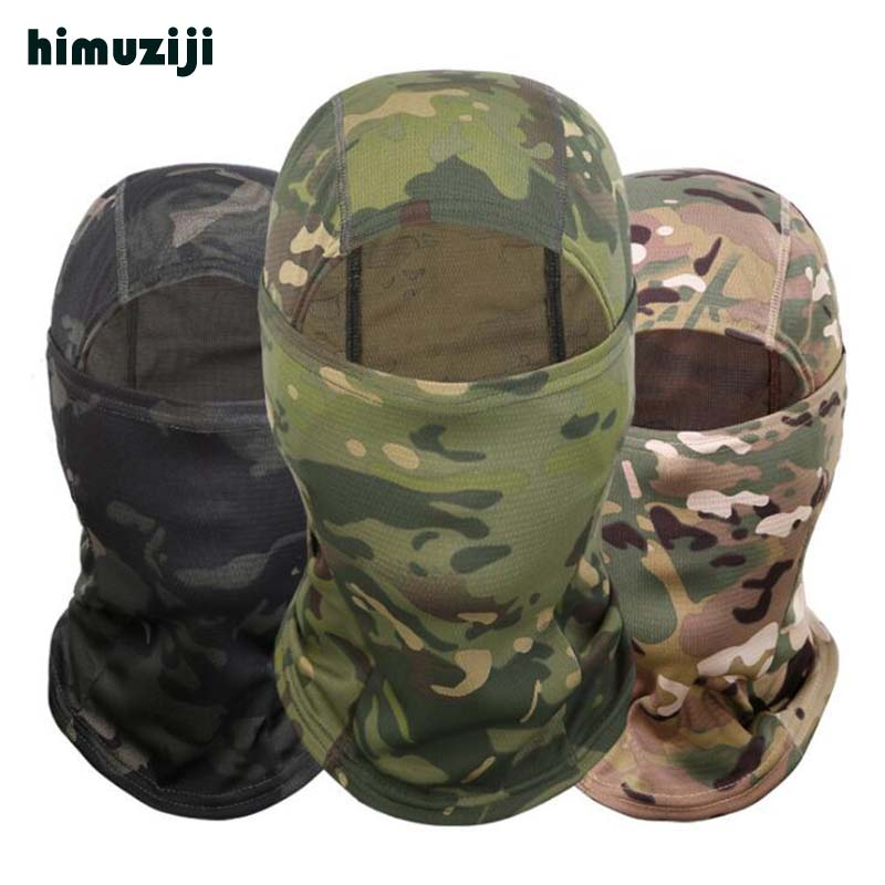 Army Signal Corps Veteran Outdoor Face Mouth Mask Windproof Sports Mask Ski Mask Shield Scarf Bandana Men Woman
